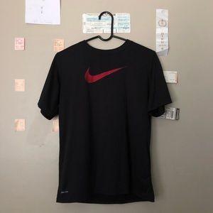 Black Nike Dri-Fit Shirt